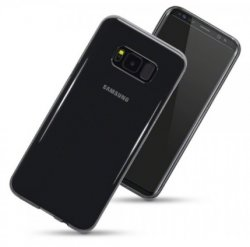 Mobilskal Samsung Galaxy S8 Smoke Black