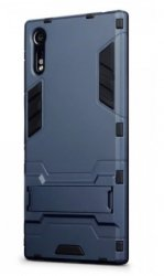 Armour Case Sony Xperia XZ Blue w/Stand