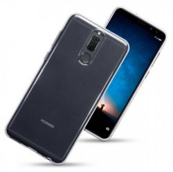 Mobilskal Huawei Mate 10 LITE Clear