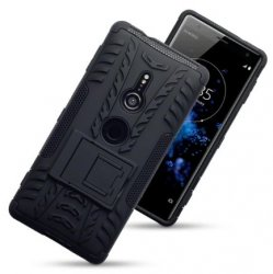 Workers Case Sony Xperia XZ2 Black