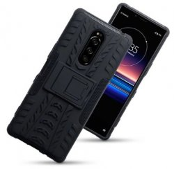 Sony Xperia 1 Workers Case Svart