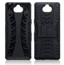 Sony Xperia 10 Workers Case Svart