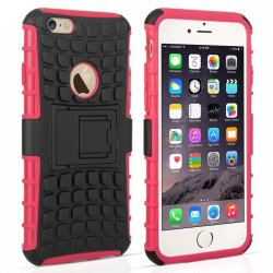 Workers Case iPhone 6/6S Pink/Black