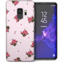 Mobilskal Samsung Galaxy S9 Roses