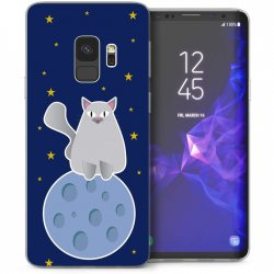 Mobilskal Samsung Galaxy S9 Space Cat