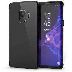 Mobilskal Samsung Galaxy S9 Anti Fall Black
