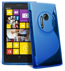 Back Cover Lumia 1020 Style Blue