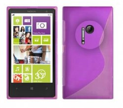 Back Cover Lumia 1020 Style Purple