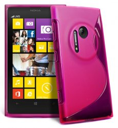 Back Cover Lumia 1020 Style Pink