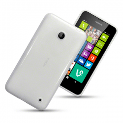 Back Cover Lumia 630/635 Crystal Clear