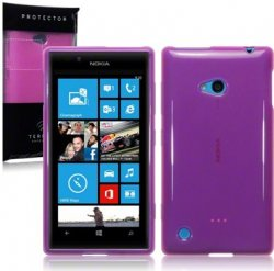 Back Cover Lumia 720 Hot Pink