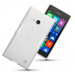 Back Cover Lumia 735 Clear