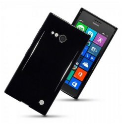 Back Cover Lumia 735 Solid Black