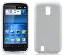 Back Cover ZTE Blade 3 Solid White