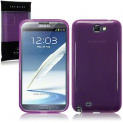 Back Cover Galaxy Note 2 Plum