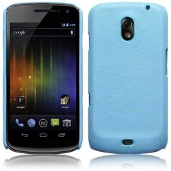 Back Cover Galaxy Nexus Baby Blue