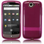 Google Nexus One Back Cover Gel Pink