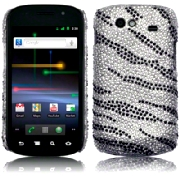 Back Cover Google Nexus S Diamond Zebra