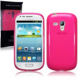 Back Cover i8190 Galaxy S3 Mini Hot Pink