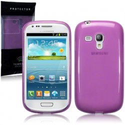 Back Cover i8190 Galaxy S3 Mini Plum