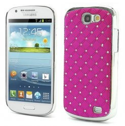 Bakskal i8730 Galaxy Express Luxury Pink