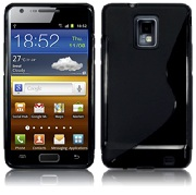 Back Cover Galaxy S2 LTE 4G Style Black
