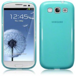Back Cover i9300 Galaxy S3 Ocean Turquoise