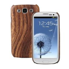 Back Cover i9300 Galaxy S3 Wood