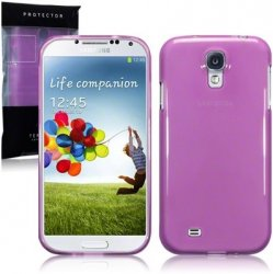 Back Cover i9500 Galaxy S4 Plum
