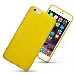 Bakskal iPhone 6 Plus/6S Plus Yellow
