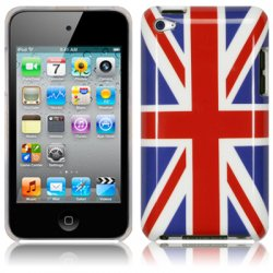 Back Cover ipod touch 4 Union Jack