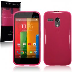 Back Cover Moto G Hot Pink
