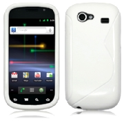 Back Cover Google Nexus S Style White