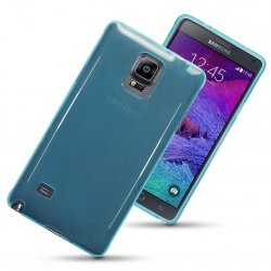 Back Cover Galaxy Note 4 Ocean Turquoise