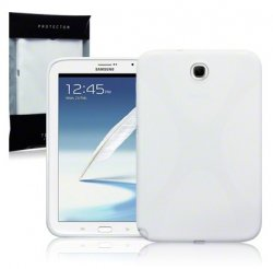 Back Cover Galaxy Note 8,0 Solid White