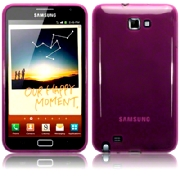 Back Cover Galaxy Note Pure Purple
