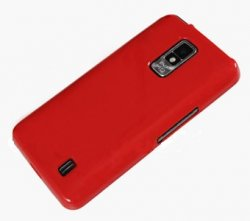 Back Cover Optimus True HD LTE Candy Red