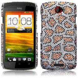 Bakskal HTC One S Diamond Lepard