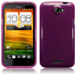 Bakskal HTC One X/One X Plus Plum
