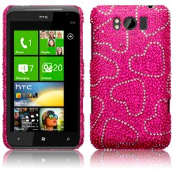 Bakskal HTC Sensation XL Diamond Heart