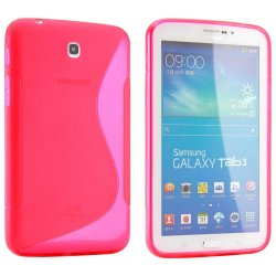 Back Cover Galaxy Tab 3 7-tum Style Pink