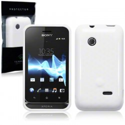 Back Cover Xperia Tipo Solid White