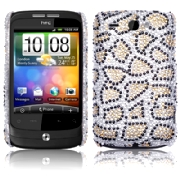 Bakskal HTC Wildfire Diamond Lepard