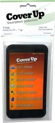 Cover Up Large Smartphone Protection 5-pack