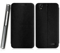 Flip Cover Huawei Ascend G630 Black