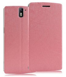 Flip Cover OnePlus One Pink