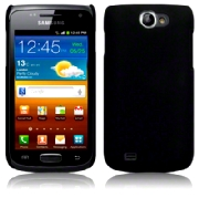 Hard Case i8150 Galaxy W Solid Black
