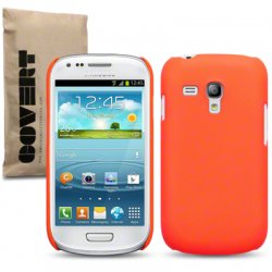 Hard Case i8190 Galaxy S3 Mini Neon Orange