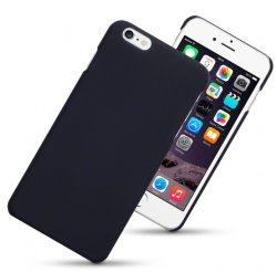 Hard Case iPhone 6 Plus/6S Plus Solid Black