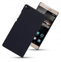 Hard Case Huawei P8 Solid Black